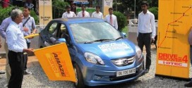 Honda flags off Amaze 'Drive to Discover' rally from Trivandrum