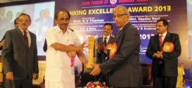 State Forum of Bankers' Clubs Kerala Awards 2013