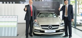 Mercedes-Benz launches Automotive Mechatronics course in Kerala