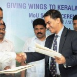 Kerala Tourism signs MoU with GoAir for discounted fares