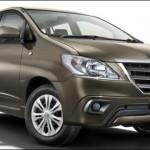 Toyota Kirloskar launches Toyota Innova Limited Edition 2014