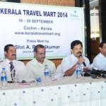 Kochi set to host Kerala Travel Mart 2014 on Sept 17-20